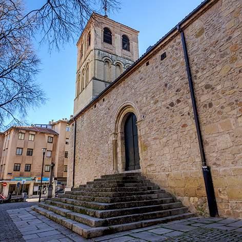 parroquia de santa eulalia segovia