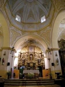 parroquia de santa eulalia sienes