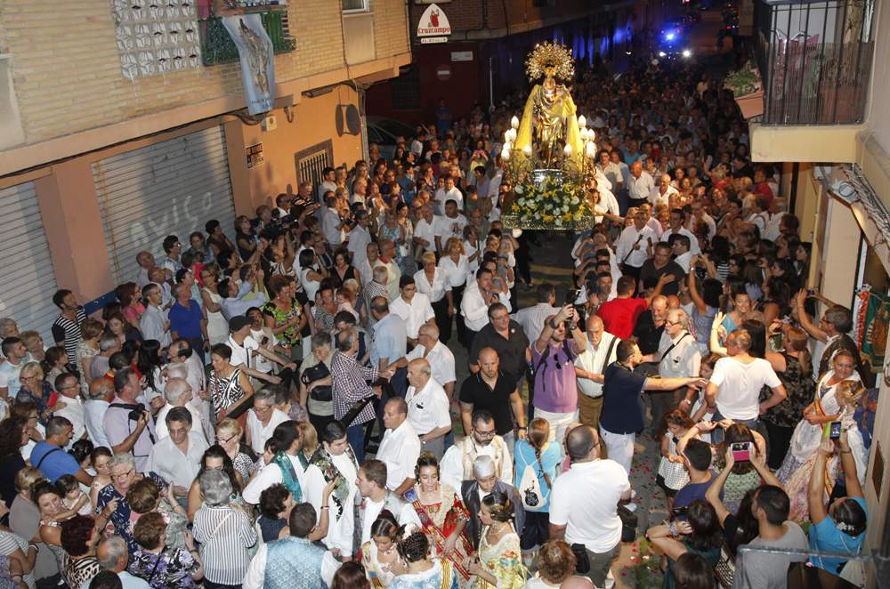 parroquia de santa fe alfafar