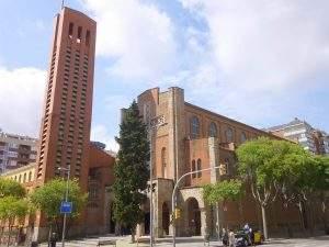 Parroquia de Santa Gemma Galgani (L'Hospitalet de Llobregat)