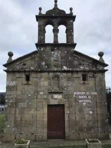 Parroquia de Santa Icía / Cecilia de Trasancos (Ferrol)