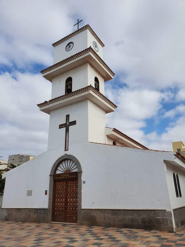 parroquia de santa isabel de portugal fraile