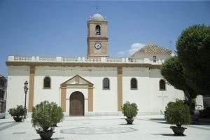 parroquia de santa isabel huetor tajar