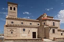 parroquia de santa leocadia villaseca de la sagra