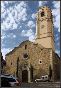 parroquia de santa llucia la vilella alta
