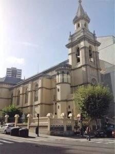 parroquia de santa lucia a coruna