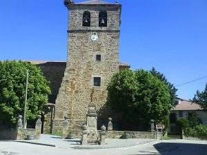 Parroquia de Santa Lucía (Almarza)