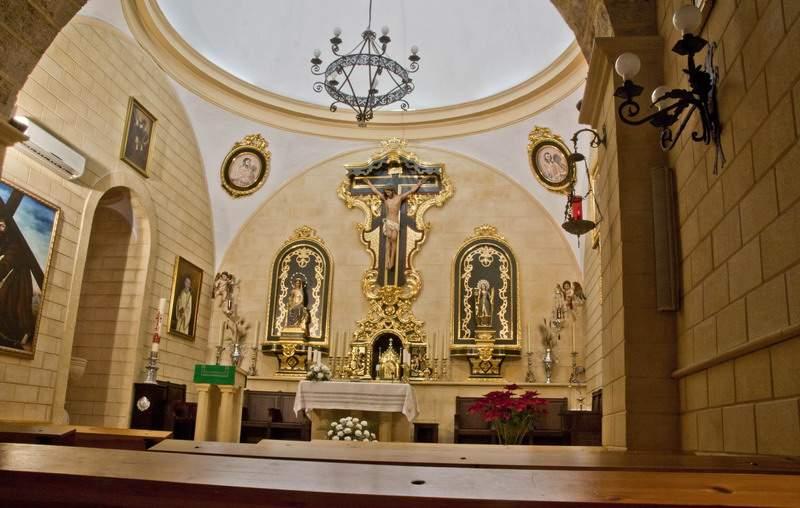 parroquia de santa lucia martir frailes