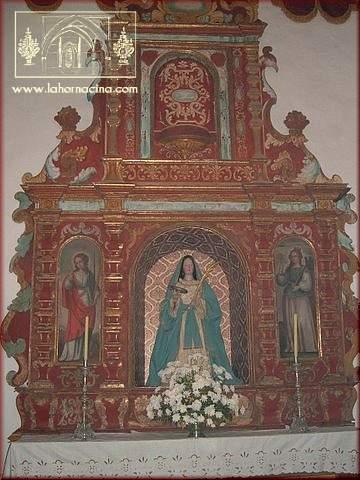 parroquia de santa lucia puntallana