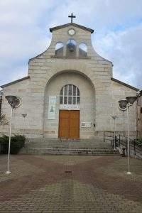 Parroquia de Santa Lucía (Rairo) (Ourense)