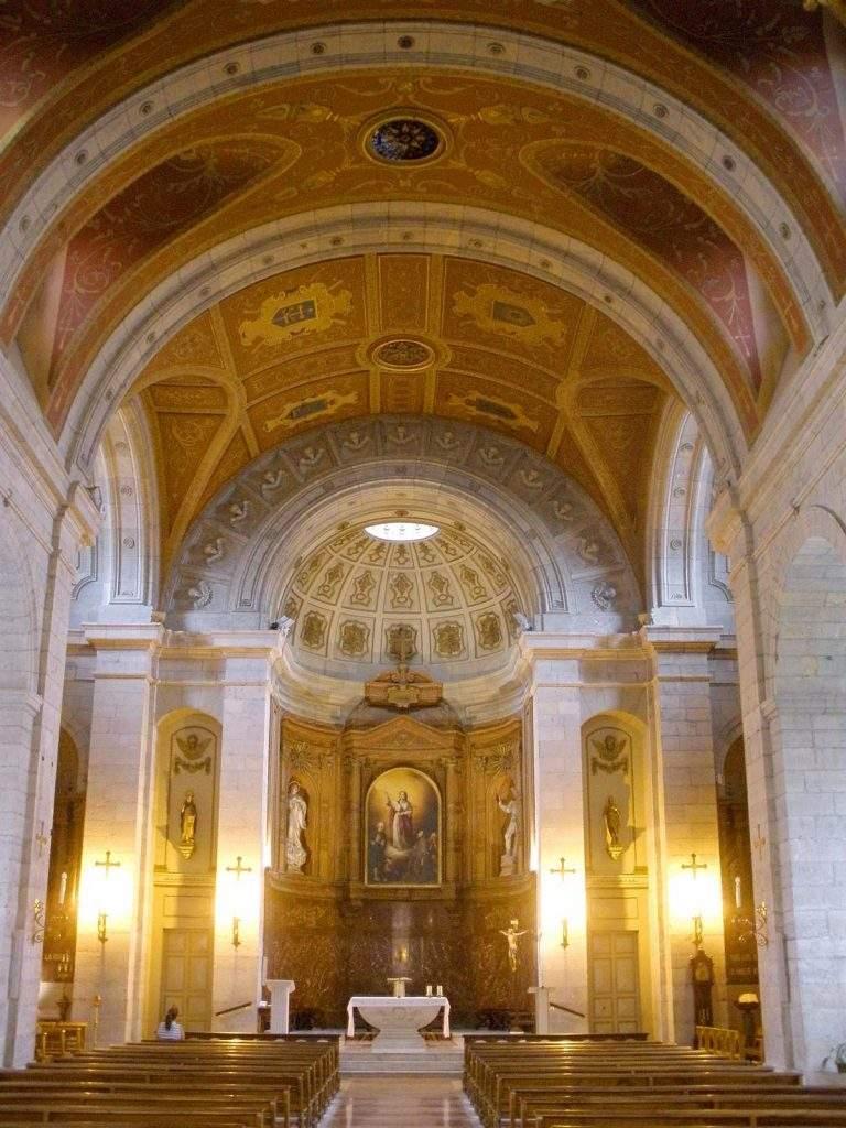 parroquia de santa lucia santander