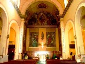 parroquia de santa magdalena esplugues de llobregat