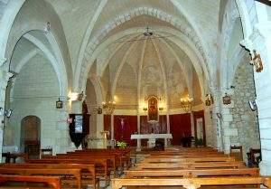parroquia de santa magdalena pontons