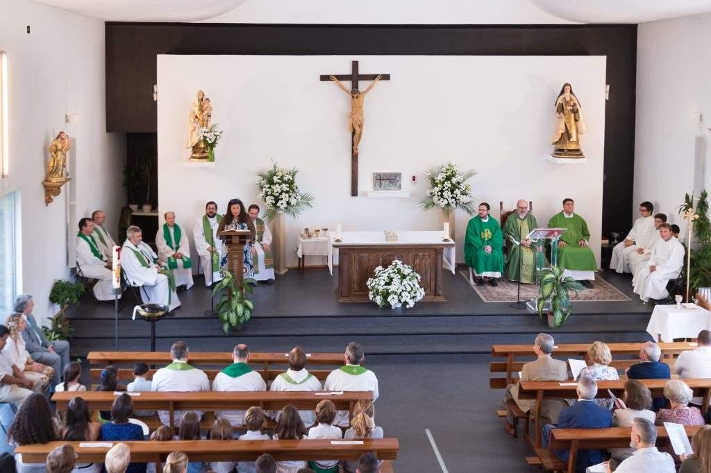 parroquia de santa maravillas de jesus madrid