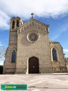 parroquia de santa margarida del penedes santa margarida i els monjos