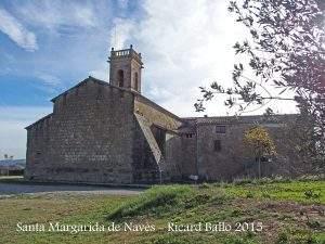 Parroquia de Santa Margarida (Navès)