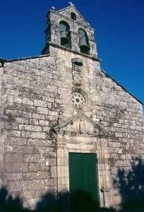 parroquia de santa maria a antiga a pobra do caraminal 1