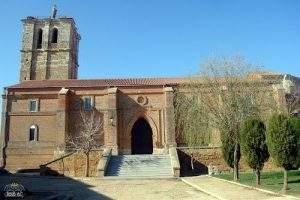 parroquia de santa maria aguilar de campos