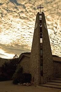 Parroquia de Santa Maria (Aiguafreda)