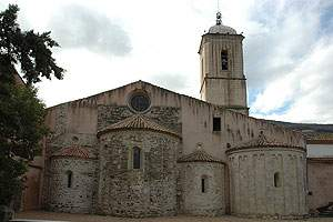 parroquia de santa maria amer