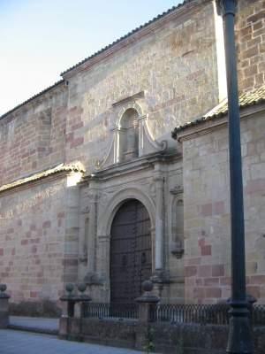 parroquia de santa maria andujar