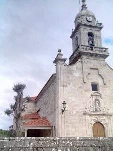 Parroquia de Santa María (Arbo)