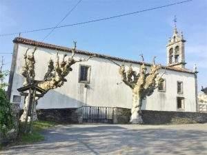 parroquia de santa maria arzua