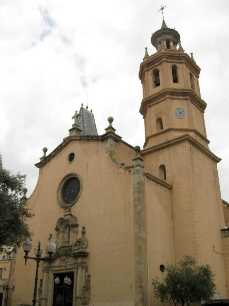 parroquia de santa maria assumpta arenys de mar