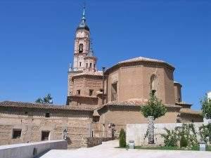 parroquia de santa maria ateca