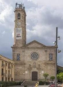 Parroquia de Santa Maria (Badalona)