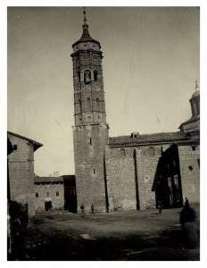 parroquia de santa maria baguena