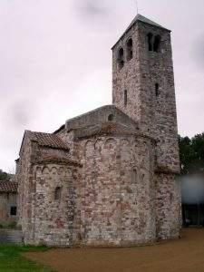parroquia de santa maria barbera del valles