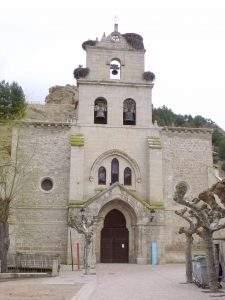 parroquia de santa maria belorado