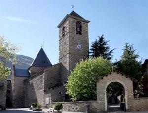 Parroquia de Santa María (Benasque)