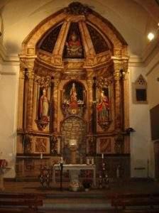 parroquia de santa maria berbinzana