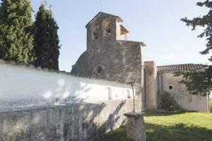 Parroquia de Santa Maria (Bonmatí) (Sant Julià del Llor i Bonmatí)