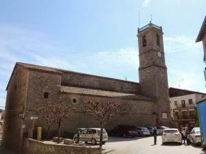 Parroquia de Santa Maria (Borredà)