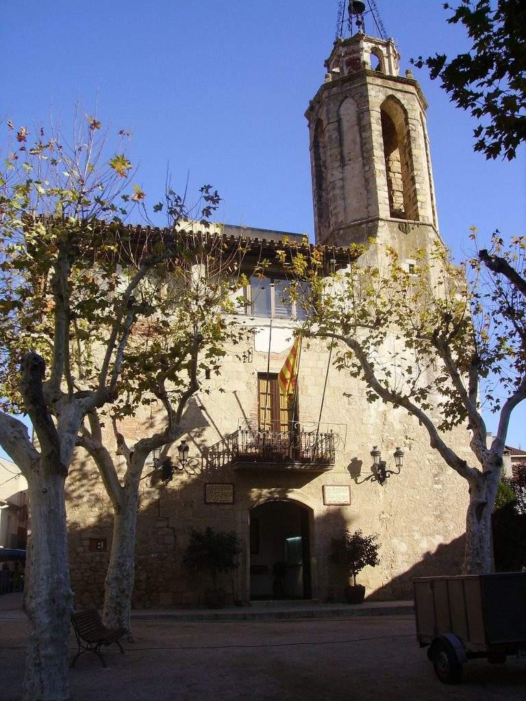 parroquia de santa maria breda