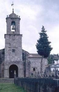 Parroquia de Santa María (Caldas de Reis)