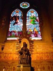 parroquia de santa maria caldes de montbui
