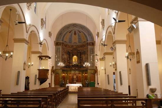 parroquia de santa maria caldes destrac