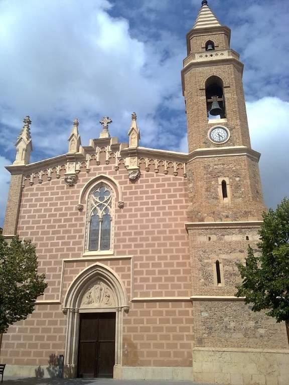 parroquia de santa maria cambrils