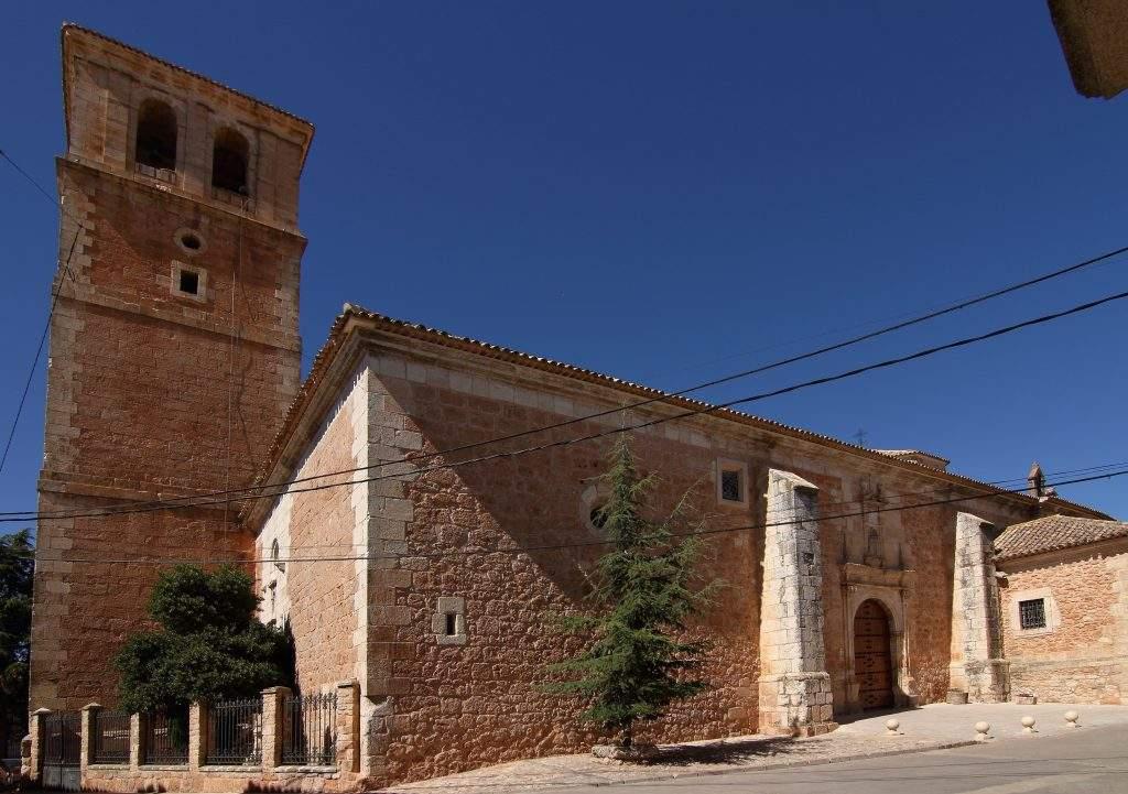 parroquia de santa maria campillo de altobuey