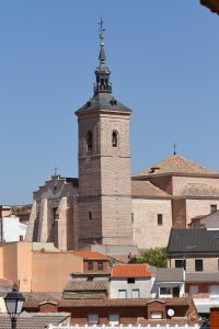 Parroquia de Santa María (Casarrubios del Monte)