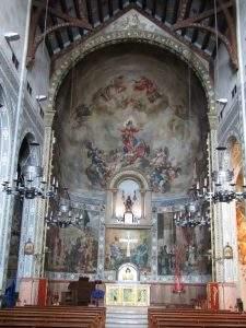 parroquia de santa maria castelldefels