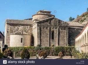 parroquia de santa maria castellfollit de riubregos