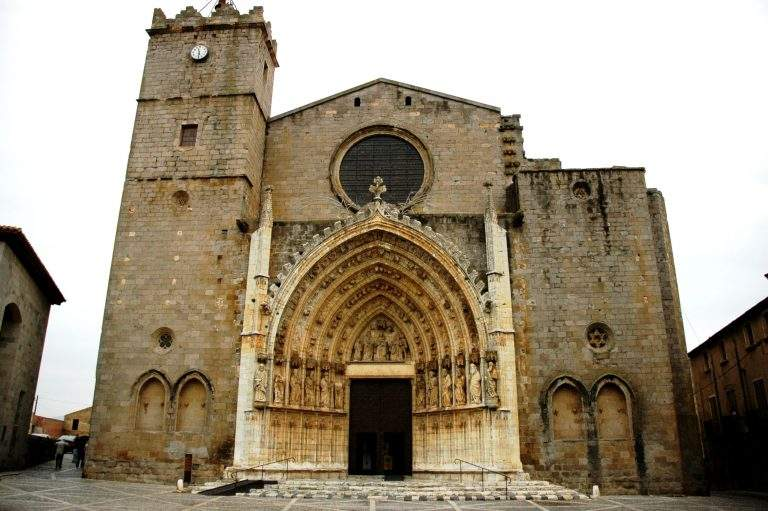 parroquia de santa maria castello dempuries