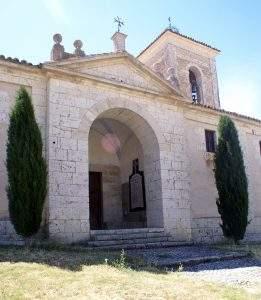 parroquia de santa maria castrodeza