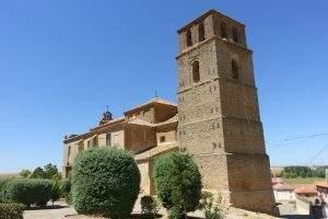 parroquia de santa maria castroponce de valderaduey