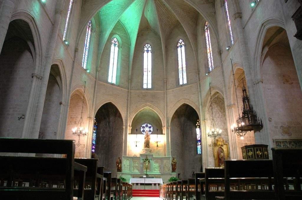 parroquia de santa maria catedral tarragona